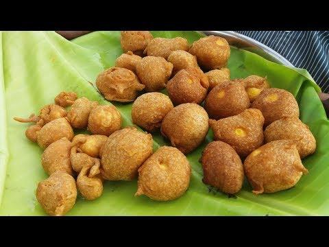 UNBORN CHICKEN EGGS Bonda - Tasty Eggs - Food Money Food