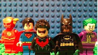 LEGO Robin 5: Nightwing Rises