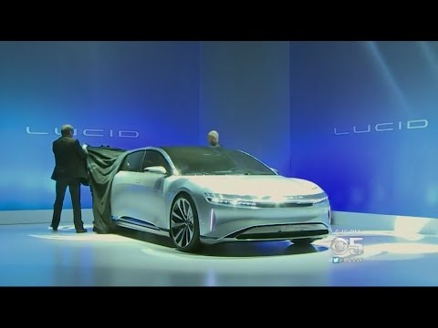 Lucid Air Is The Latest Electric Car To Be Unveiled