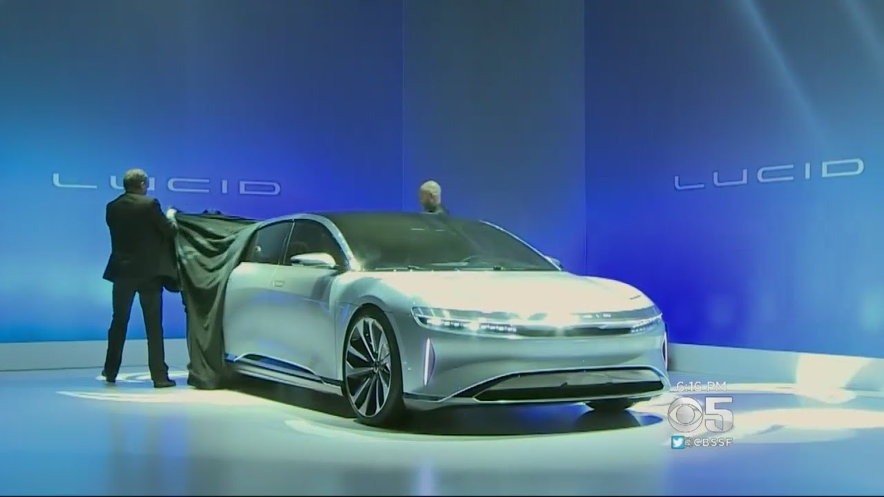 Lucid Air Is The Latest Electric Car To Be Unveiled Youtube