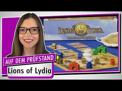 Spiel doch mal LIONS OF LYDIA! - Brettspiel Rezension Meinung Test #373