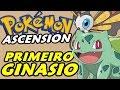 Pokémon Ascension (Detonado - Parte 2) - Ginásio, Mega Stone e Bulbasaur