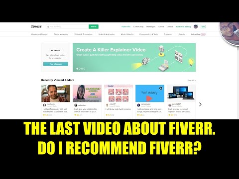 The last video about fiverr | Tamil | iTamizhan
