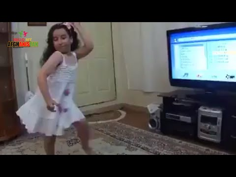 Little Persian Princess Beautiful Dance