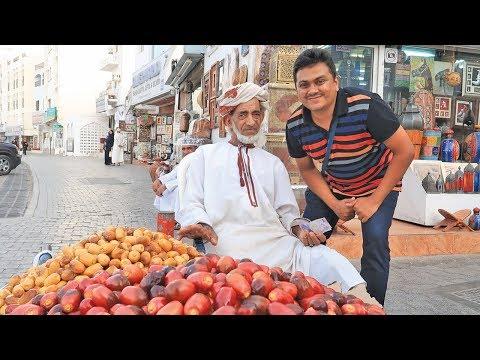 ഒരു ലോക്കൽ മസ്കറ്റ് വ്ലോഗ് - Muttrah Souk - Oman by Tech Travel Eat