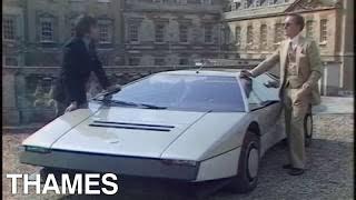 Aston Martin Bulldog   William Towns   Retro Car review   Wheels   1979