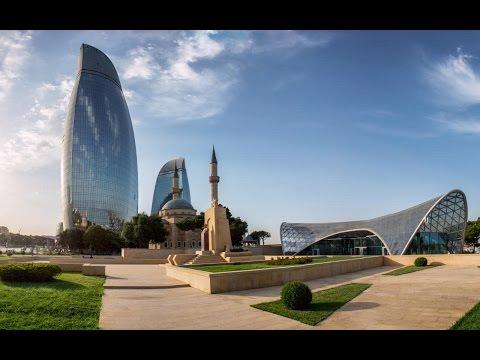 السياحة المذهلة | تغطية الأخ عبد الكريم الشطي لعاصمة ادربيجان باكو | Baku Capital Of Azerbaijan