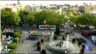 Dia de la hispanidad  Fiesta Nacional de España Madrid 2014