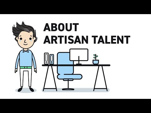 Artisan Talent, Freelance Jobs, 1099 Contractor, Creative Talent Advocate