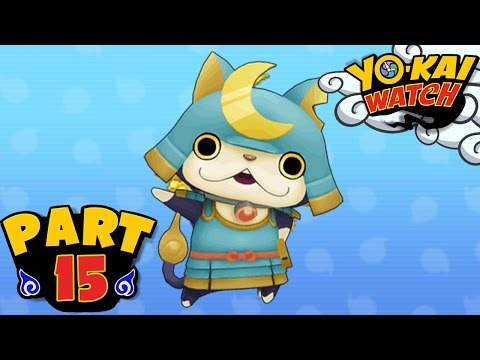 Yo-Kai Watch - Part 15 - Legendary  Shogunyan!