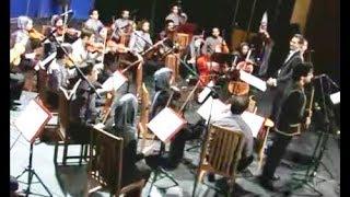 أوركسترا إيرانية تعزف موسيقى ني نوا الرائعة