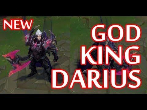 God King Darius (Yüce Kral Darius) Yeni Kostüm Tanıtımı | Season-8