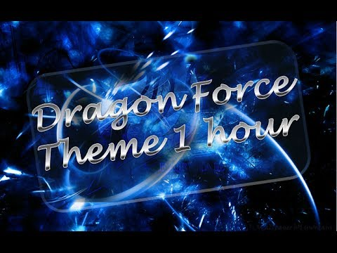 Fairy Tail Dragon Force Theme 1hr