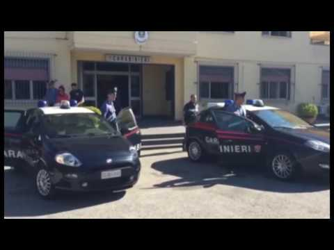 Castello di Cisterna (NA) - Arresti per omicidio (31.05.16)