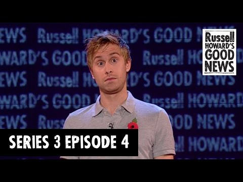 Russell Howard's Good News - Series 3, Episode 4