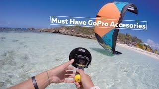 Top Must Have GoPro Accesories!