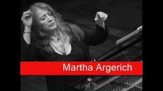 Martha Argerich: Bach - Partita No. 2 In C Minor, Sinfonia