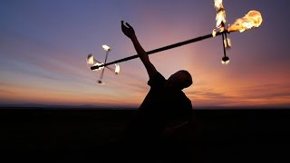 Video Epic Fire Dance - Dragon Staff in 4K - The Future of Awesome download MP3, 3GP, MP4, WEBM, AVI, FLV September 2018