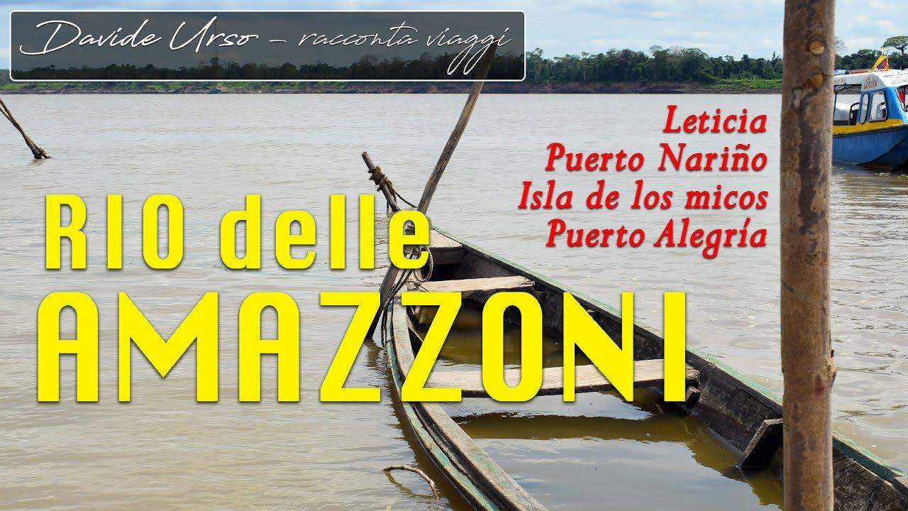 Download Visitando il RIO delle AMAZZONI