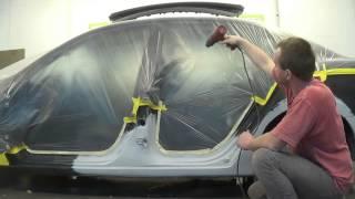 Обклейка авто к покраске(мелкие нюансы)