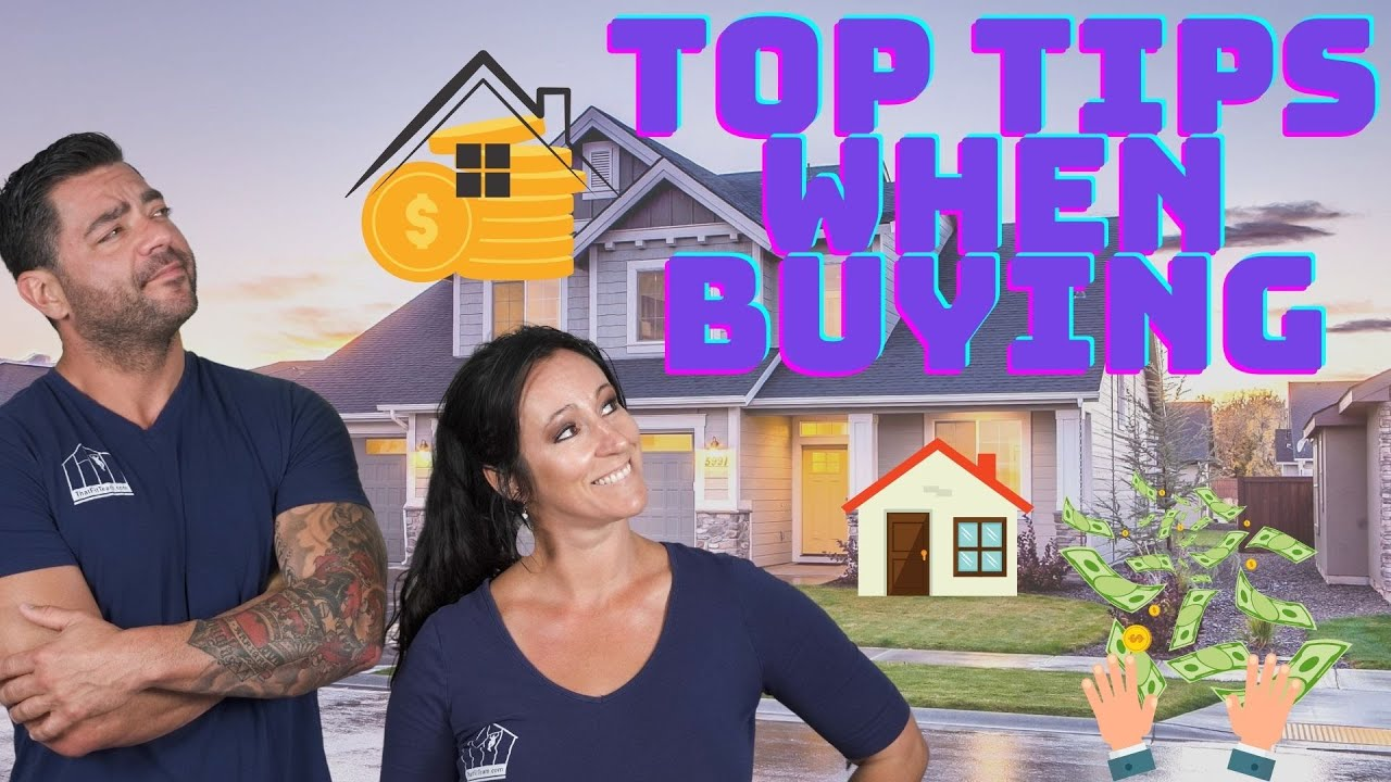 12 Tips for First Time Homebuyer | REAL ESTATE INVESTING TIPS