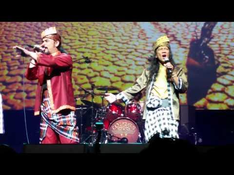 Tiada Lagi Aku-Wings & Temasek Super Friends 2015