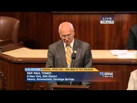Tonko marks National Hydrogen and Fuel Cell Day on House Floor