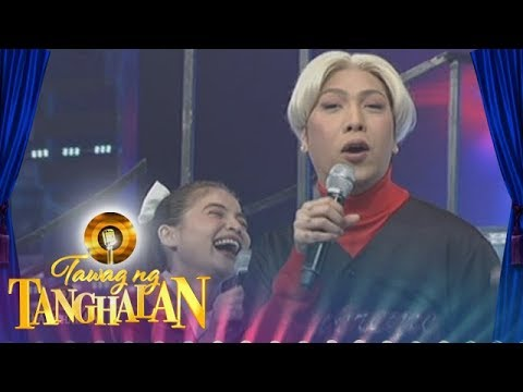 Tawag Ng Tanghalan: Vice Ganda is offended by Anne Curtis