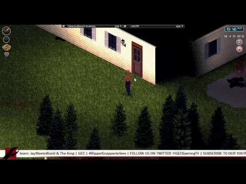 Project Zomboid Clarence Brown