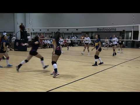 AAU2019 - Wizard Volley Team - Game 11 Vs Upstate