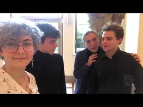 In Collezione della Fondazione CR Firenze vista dai ragazzi #BellaStoria - VLOG