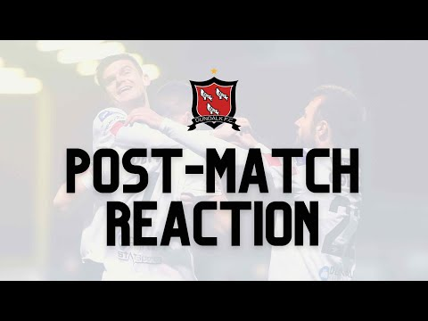 Bohemians 1-4 Dundalk FC | Chris Shields Reaction