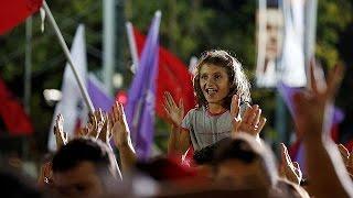 Греция: за день до выборов до 15% граждан не решили за кого голосовать