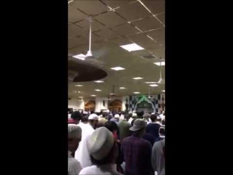Sheikh Mahmood Fawzy Taraweeh Quran Recitation in Birmingham UK