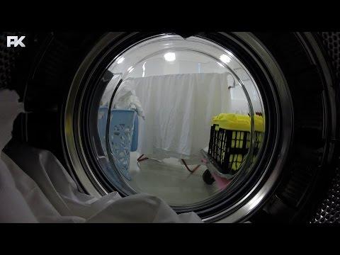 Стирка изнутри. Что происходит в стиральной машине во время стирки.
