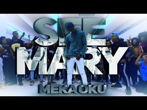 Dj Kaywise Ft Olamide - See Mary See Jesus | Meka Oku Choreography