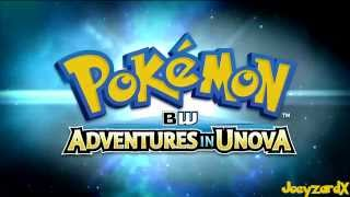 Pokemon BW Adventures in Unova Full Opening Theme - It