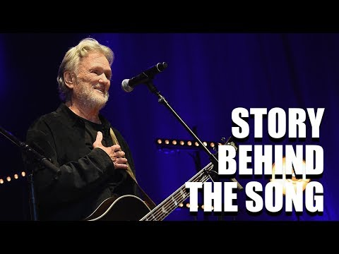 What is the Story Behind the Song 'Why Me Lord' by Kris Kristofferson?
