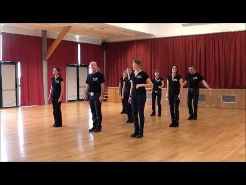 NO SUPERMAN Line Dance (Dance & Teach in French)