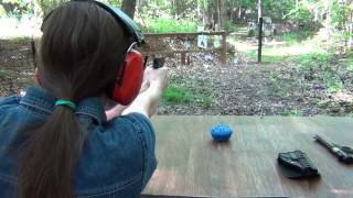First Time Shooting the Taurus TCP 738 .380 Auto