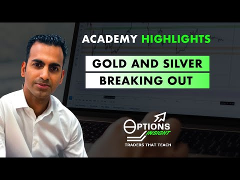 Gold & Silver Breaking Out (Academy Highlights)