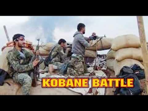 KOBANE BLOODY BATLLE- KIDS vs. ISIS