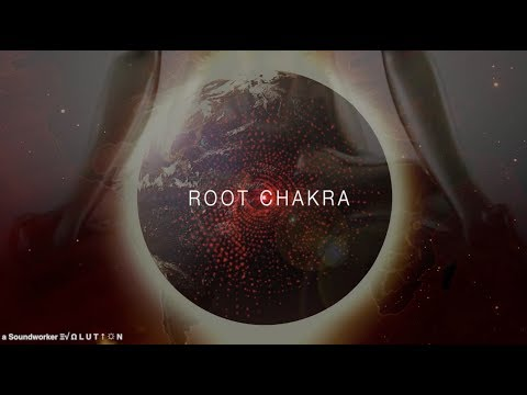 ॐ 1 - Root ChaKra ACTIVATION with Native Drum Rhythm - Element: EARTH ॐ
