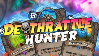 Ci prendiamo la TOP con il Deathrattle Mech Hunter | Hearthstone