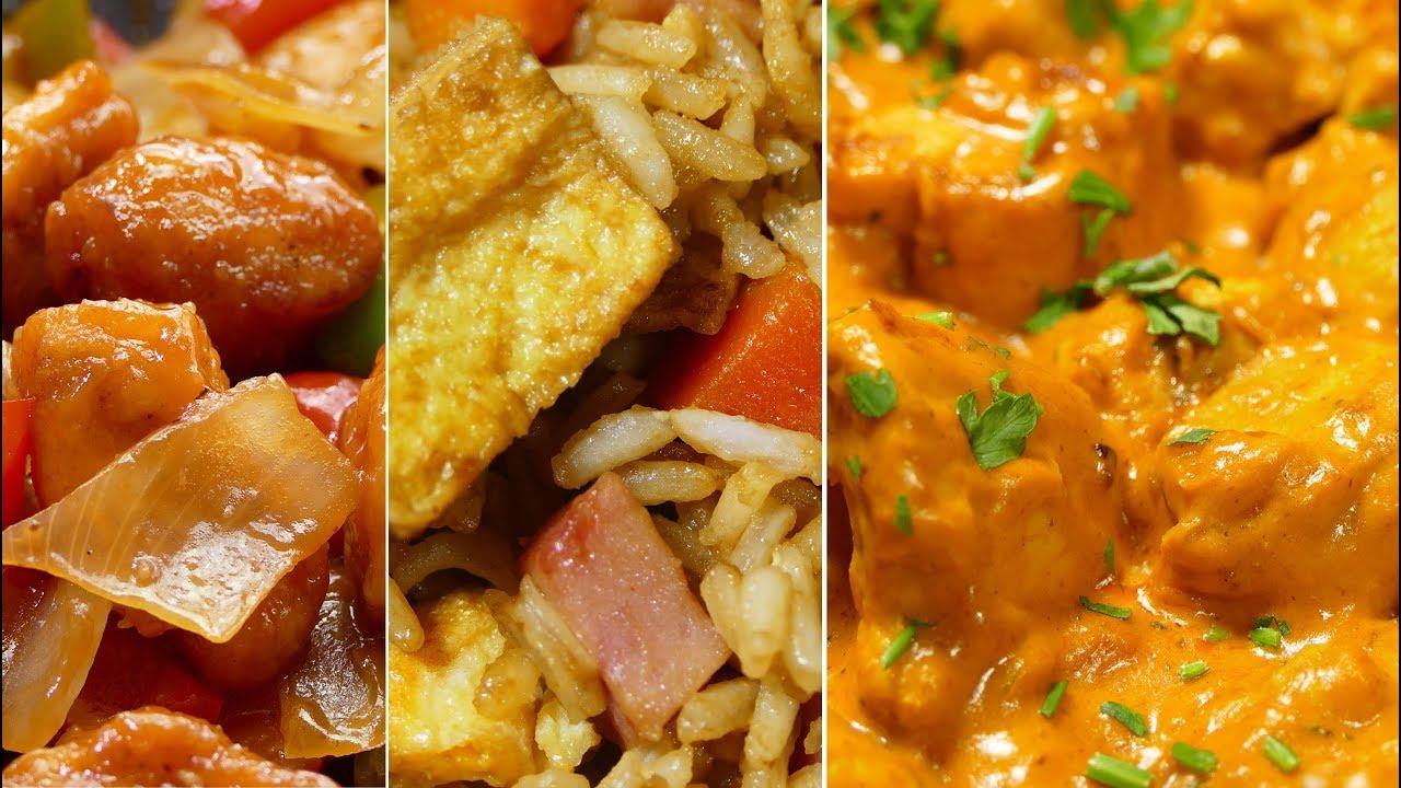 3 recetas de comida china rapidas y faciles de hacer for Comidas rapidas de preparar