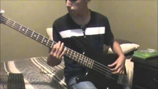 Ojala que te mueras-Pesado Bass cover