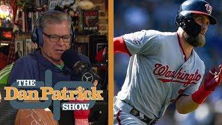 Bryce Harper's decision prolonged by various factors | The Dan Patrick Show | NBC Sports
