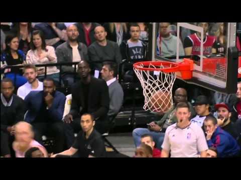 [Hello NBA Basketball]  Timberwolves vs Portland Trail Blazers   April 8, 2015   NBA 2014-15
