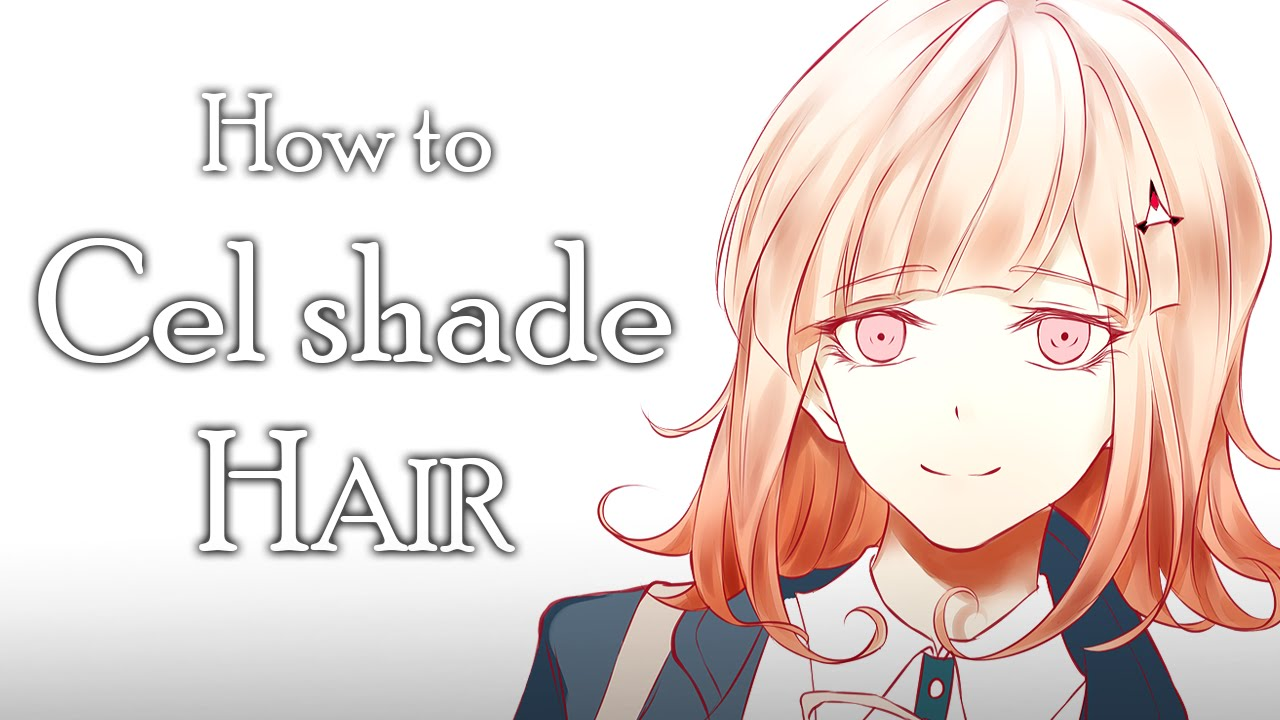cell-shade hair voice-over