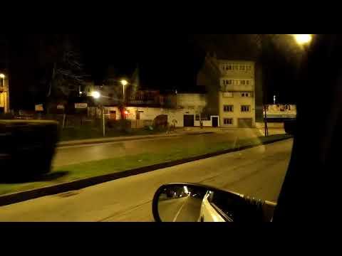 Un caballo incluye las calles de Lugo en su paseo nocturno